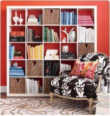 IKEA Bookshelf Styling