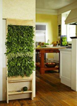 Indoor Vertical Herbs Wall Gardens