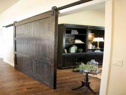 Interior Barn Door Designs