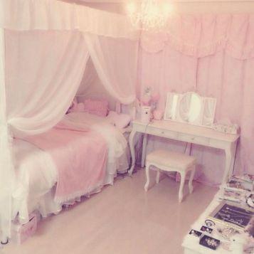 Kawaii Pastel Room Ideas