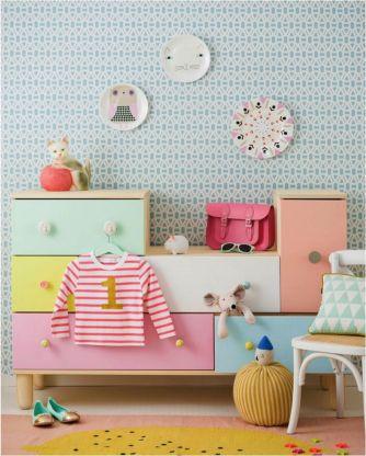 Kids Pastel Room