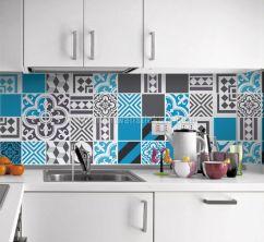 Kitchen Tile Decals Stickers Design