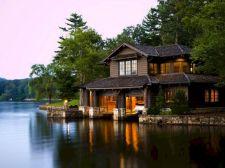 Lake Cabin House
