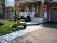 Landscaping Front Entrance Design (Landscaping Front