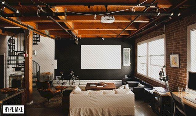 Man Apartment Decorating Ideas