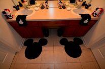 Mickey Mouse Bathroom Design