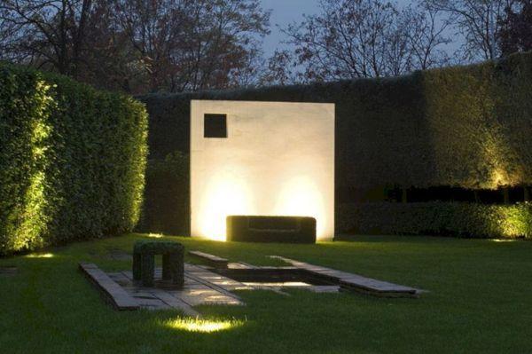 minimalist landscape garden