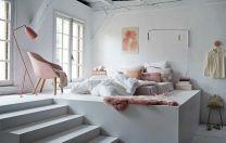 Pastel Bedroom Decor Idea