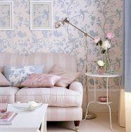 Pastel Living Room Bedroom Ideas