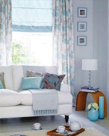 Pastel Living Room Design