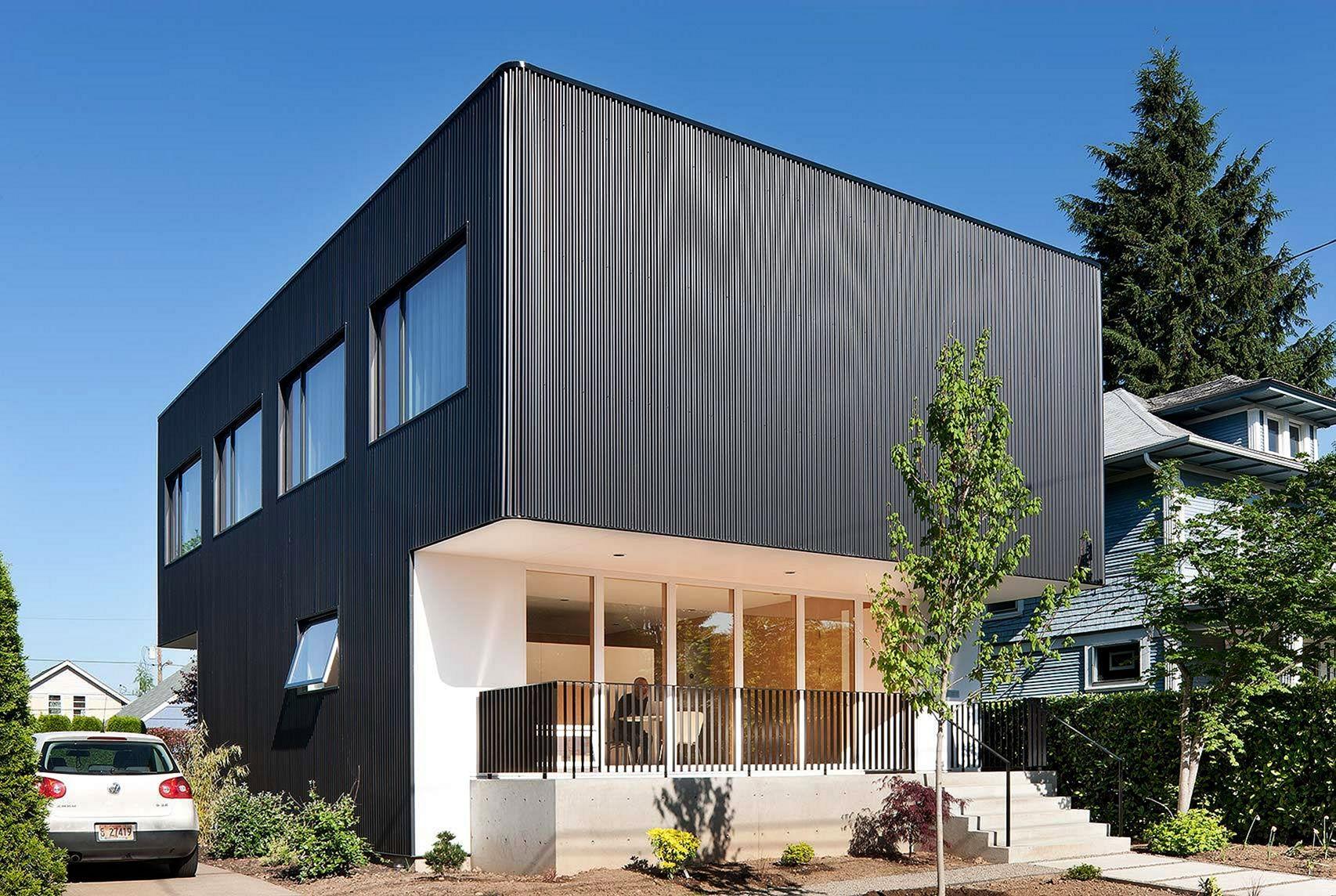 Portland Modern Architecture (portland Modern Architecture