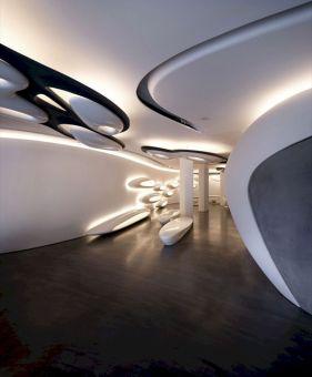 Roca London Gallery Zaha