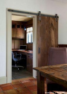45+ A Gorgeous Barn Door Design Ideas / FresHOUZ.com