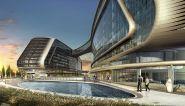 Sky Soho Zaha Hadid Building