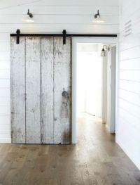 Sliding Barn Door Modern Farmhouse (Sliding Barn Door ...