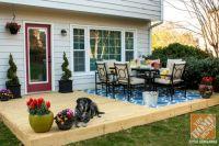 Small Backyard Patio Decorating Ideas (Small Backyard ...
