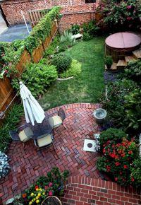 Small Backyard Patio Landscaping Ideas (Small Backyard ...