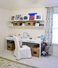 Small Craft Room Design Idea (Small Craft Room Design Idea ...