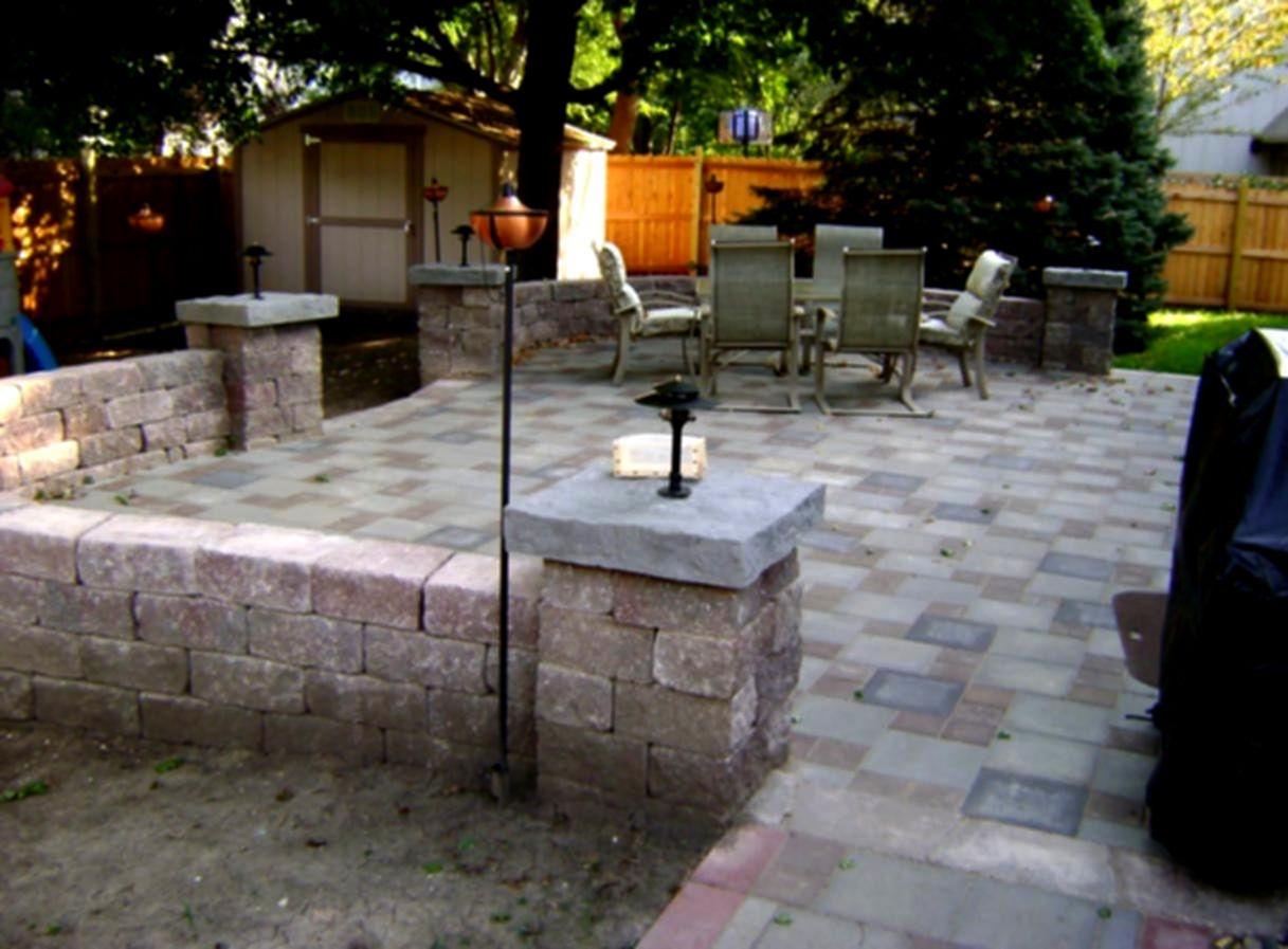 Magnificent Small Garden Patio Design Ideas