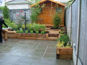 Small Garden Patio Designs Idea