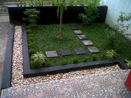 Small Modern Garden Design Idea
