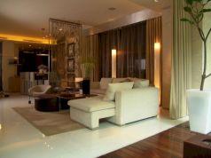 Small Modern Studio Apartment Interior Design Ideas