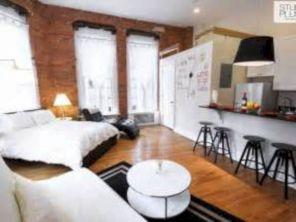 Small Studio Apartment Design Idea