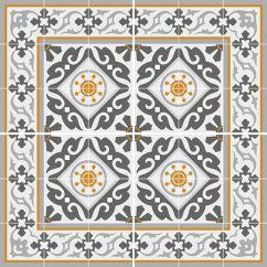 Traditional Tile Floor