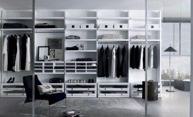 Walk In Wardrobe Closet