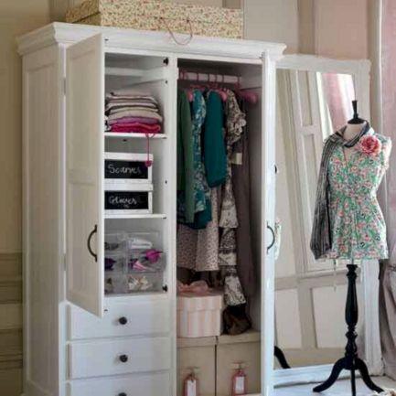 Wardrobe Dressing Room Ideas