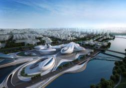 Zaha Hadid Architecture Buid