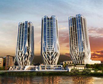 Zaha Hadid Architecture Build