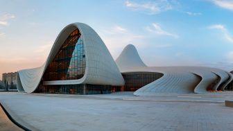 Zaha Hadid Architecture Buildings
