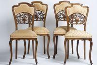 Art Nouveau Furniture Chair Design (Art Nouveau Furniture