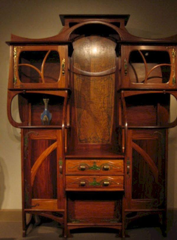 Art Nouveau Furniture Design Ideas