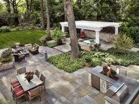 Backyard Entertaining Landscape Ideas (Backyard ...