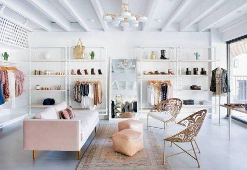 Stunning Clothing Boutique Design Ideas Contemporary - Amazing ...