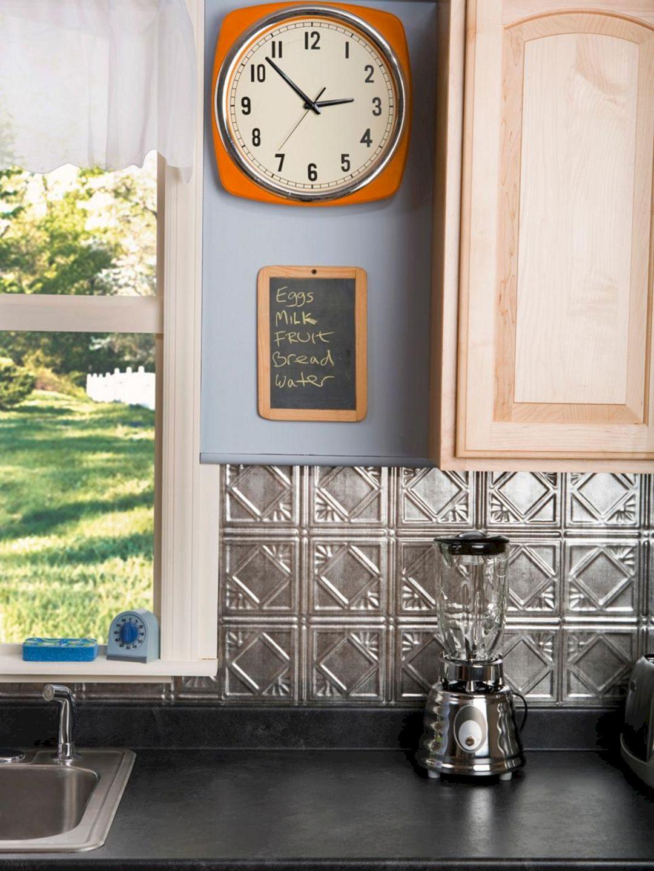 DIY Kitchen Backsplash Ideas