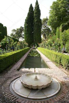 Garden Fountain Designs