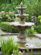 Garden Water Fountains Idea