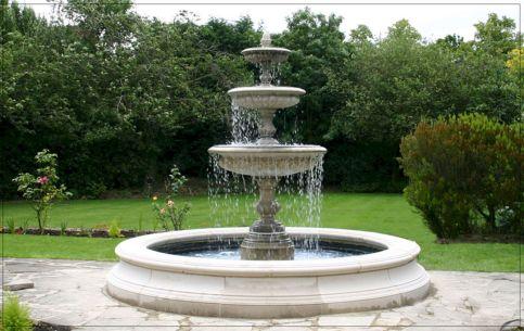 Garden Water Fountains Outdoor