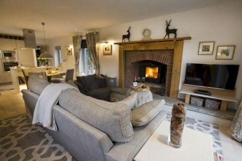 Holiday Cottage Interior Design