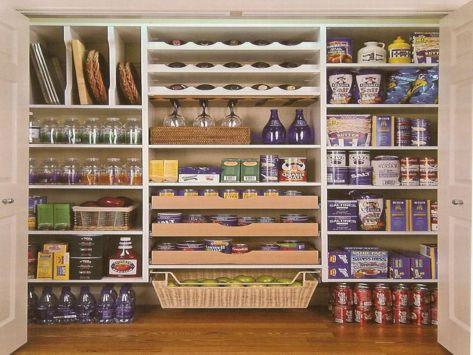 IKEA Pantry Ideas