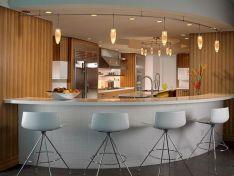 Kitchen Island Breakfast Bar Design