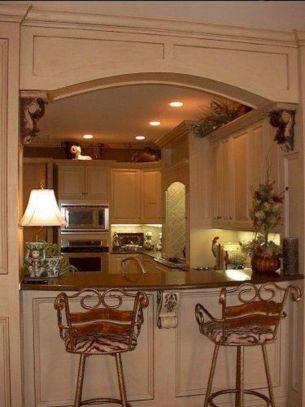 Kitchen With Bar Design Ideas