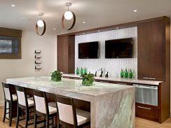 Modern Kitchen Island With Breakfast Bar
