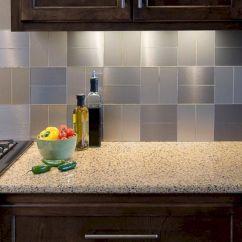 Stick On Backsplash Tiles For Kitchen Primal Peel And