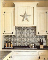 Tin Ceiling Tiles As Backsplash (Tin Ceiling Tiles As ...