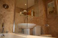 Travertine Tile Bathroom (Travertine Tile Bathroom) design ...