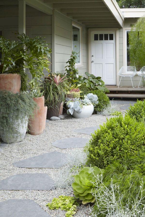 affordable beautiful garden path